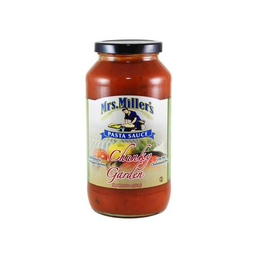 Chunky Garden Pasta Sauce 6/25.5oz