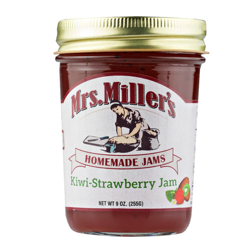 12/8oz Kiwi Strawberry Jam