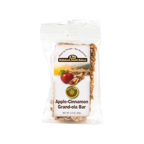 Apple-Cinnamon Grand-ola Bars 12/2.8oz