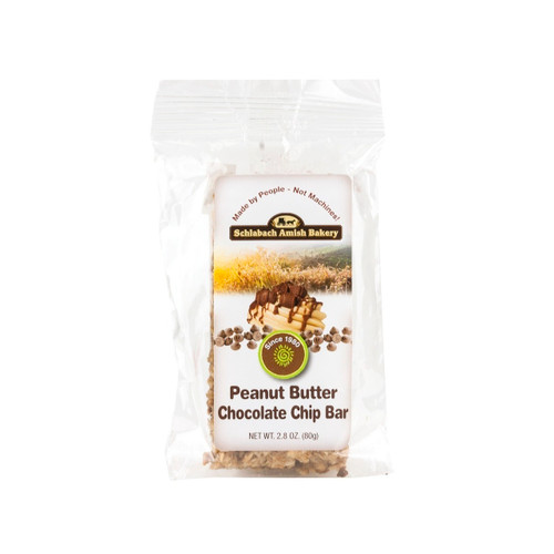 12/2.8oz Peanut Butter Choc. Chip Grandola Bars