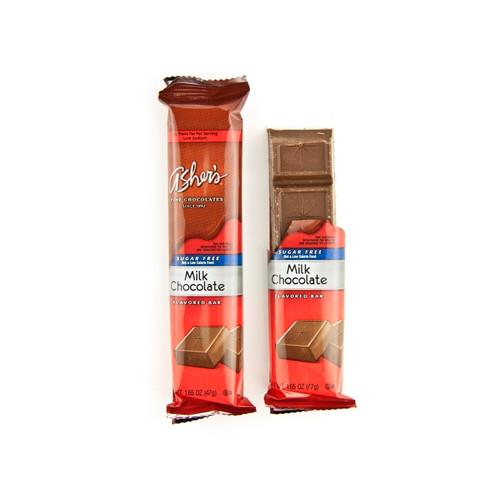 Sugar Free Milk Chocolate Bar 12ct