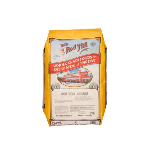 25Lb Gluten Free 1 to 1 Baking Flour