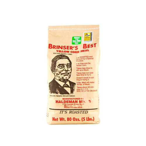 Brinser's Best Yellow Corn Meal 6/5lb View Product Image