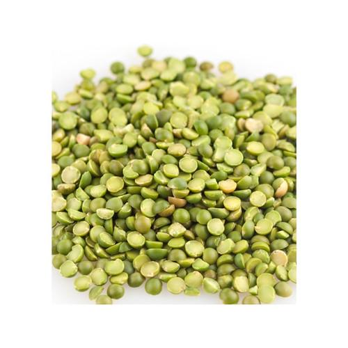 Organic Green Split Peas 25lb