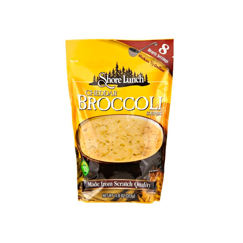 Cheddar Broccoli Soup Mix 6/11oz View Product Image
