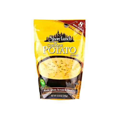 Cheddar Potato Soup Mix 6/12oz View Product Image
