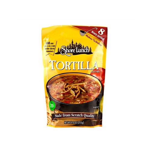 6/9oz Tortilla Soup