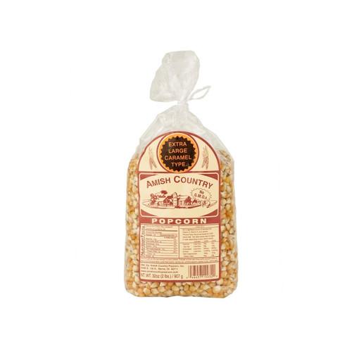 Extra Large Caramel-Type Popcorn 8/2lb