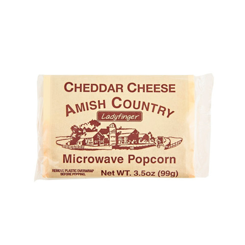 Cheddar Cheese Microwave Popcorn 6-10/3.5oz