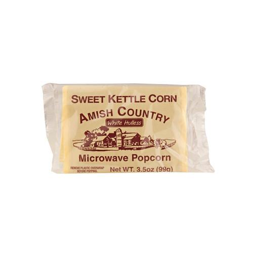 Sweet Kettle Microwave Popcorn 6-10/3.5oz