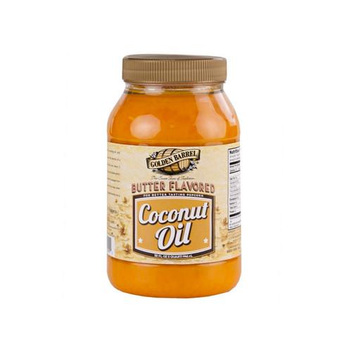 Butter Flavored Coconut Oil 12/32oz