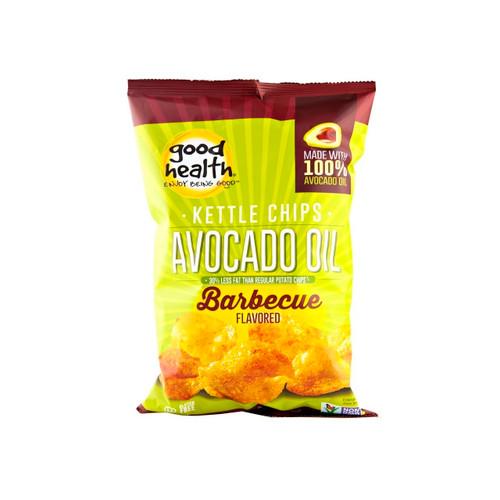 Barbecue Avocado Oil Potato Chips 12/5oz