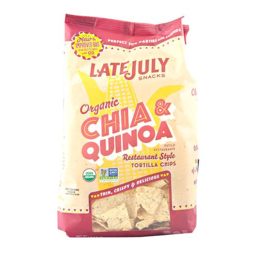 Organic Chia & Quinoa Restaurant-Style Tortilla Chips 9/11oz