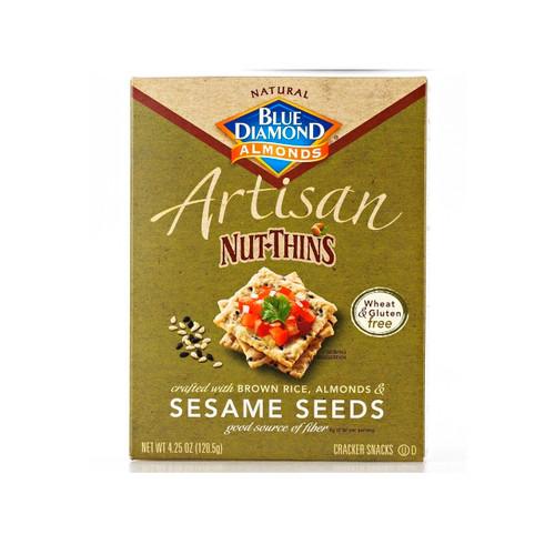 Artisan Sesame Seed Nut-Thins 12/4.25 oz