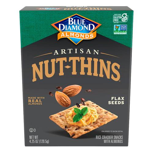 Nut-Thins, Artisan Flax Seed 12/4.25oz
