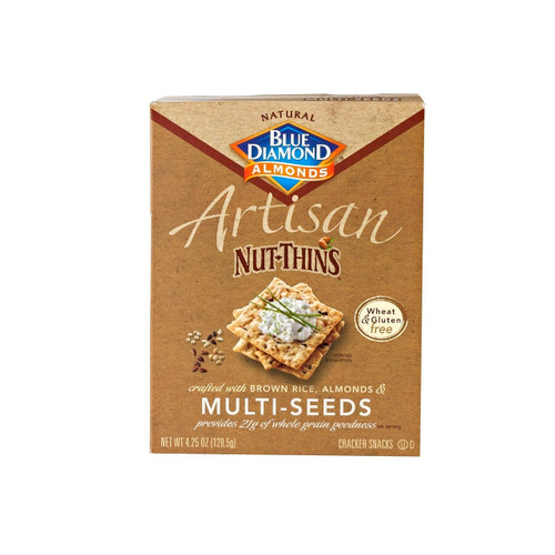 Artisan Multi-Seed Nut-Thins 12/4.25 oz