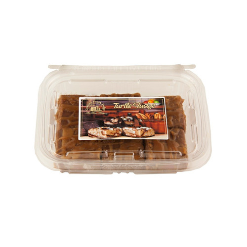Turtle Pecan Fudge 8/12oz