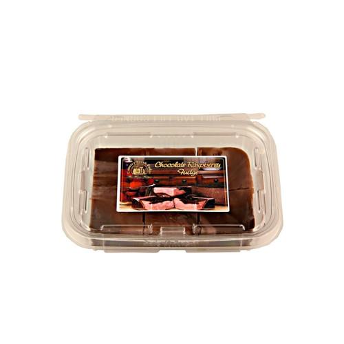 Chocolate Raspberry Fudge 8/12oz