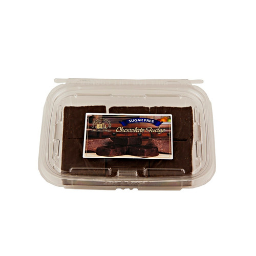 8/12oz Sugar Free Chocolate Fudge