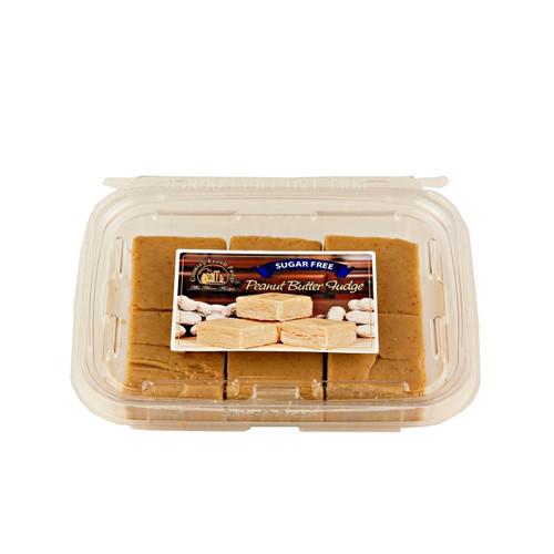 8/12oz Sugar Free Peanut Butter Fudge