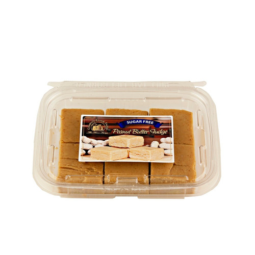 Peanut Butter Fudge, Sugar Free 8/12oz