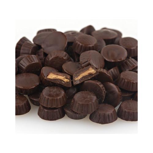 Mini Dark Chocolate Peanut Butter Cups 10lb