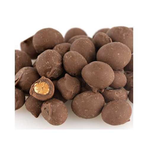 Milk Chocolate Double Dipped Peanuts 25lb