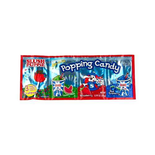 Slush Puppie Popping Candy 12ct