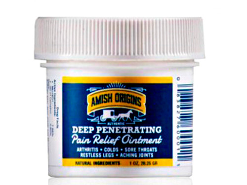 Deep Penetrating Pain Relief Ointment 12/1oz