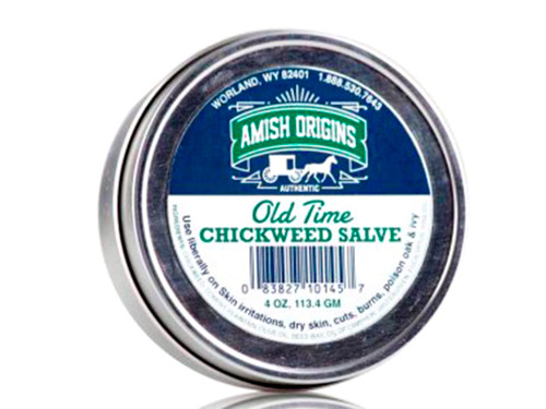 Chickweed Salve 12/4oz