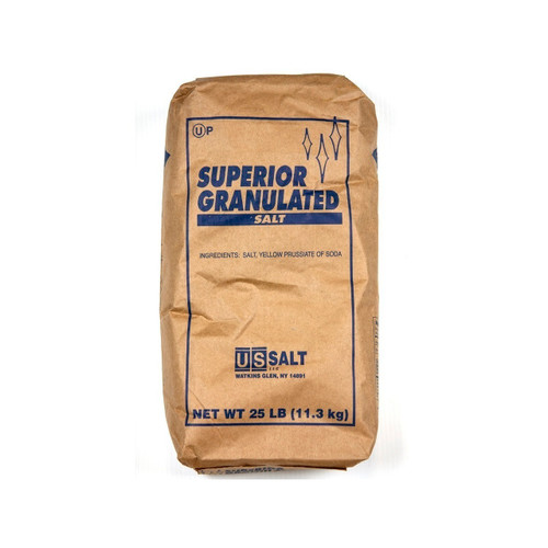 Table Salt (US Salt) 25lb