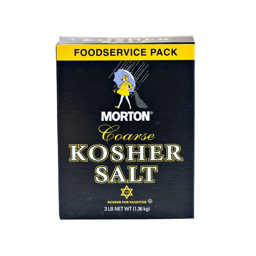 12/3lb Kosher Salt (Coarse)