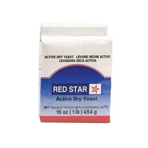 20/1 lb Red Star Active Dry Yeast