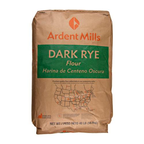 Dark Rye Flour 40lb