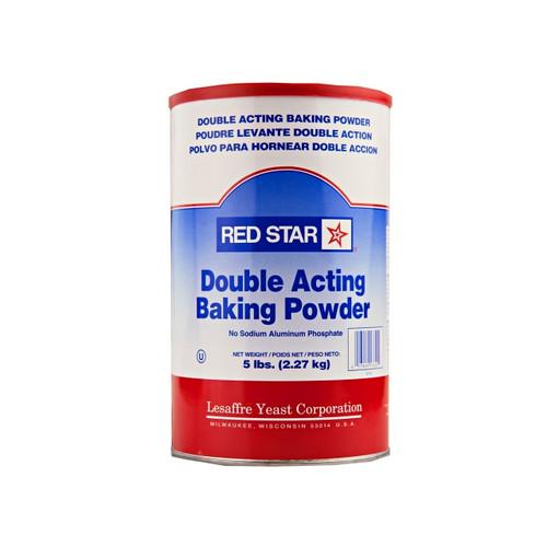 Double Acting Aluminum Free Baking Powder 5lb