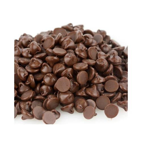 25lb Gourmet Pure Chocolate Drops 1M (Semi-Sweet)