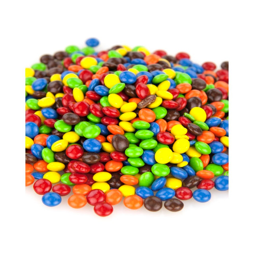 25lb Baking Bits Semisweet (Candy Coated)