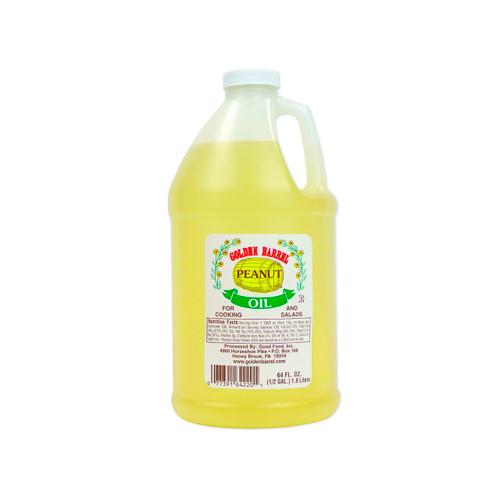 Peanut Oil 6/0.5gal