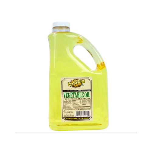 Soybean Vegetable Oil 9/0.5Gal