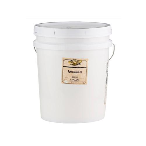 76 Degree Coconut Oil 5gal 40lb