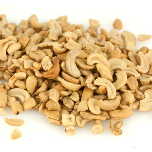 25lb Cashew Pieces Large (Raw)