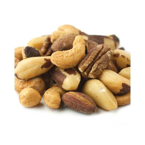 Roasted No Salt Mixed Nuts 15lb