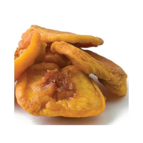 California Extra Choice Dried Peaches 25lb