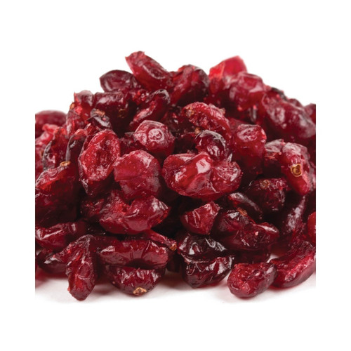 Strawberry Flavored Cranberry Pieces 25lb