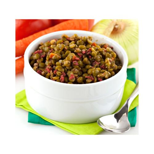 Bac'n Flavored Split Pea Soup Starter 15lb