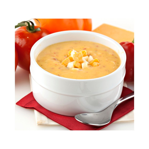 Cheesy Potato Soup Starter with Bacon Flavor 15lb View Product Image