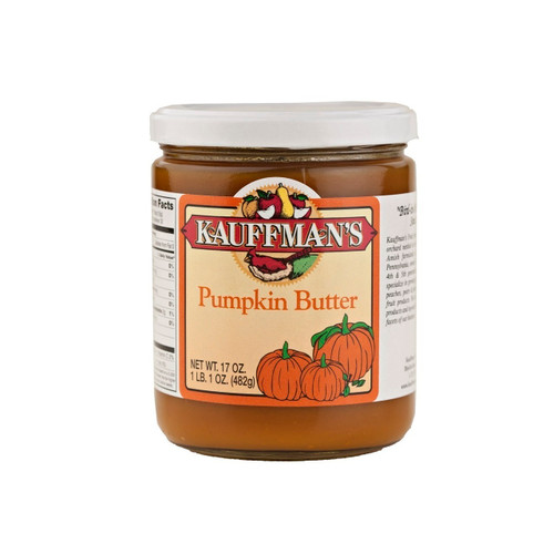 Pumpkin Butter 12/17oz