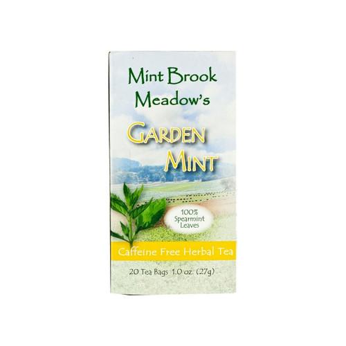 Garden Mint Tea 6/20ct