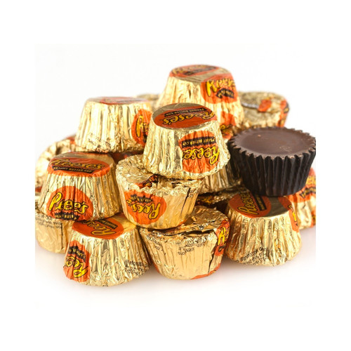 Reese's Mini Peanut Butter Cups 25lb View Product Image