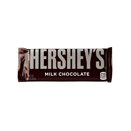 Hershey's  Milk Chocolate Bar 36ct